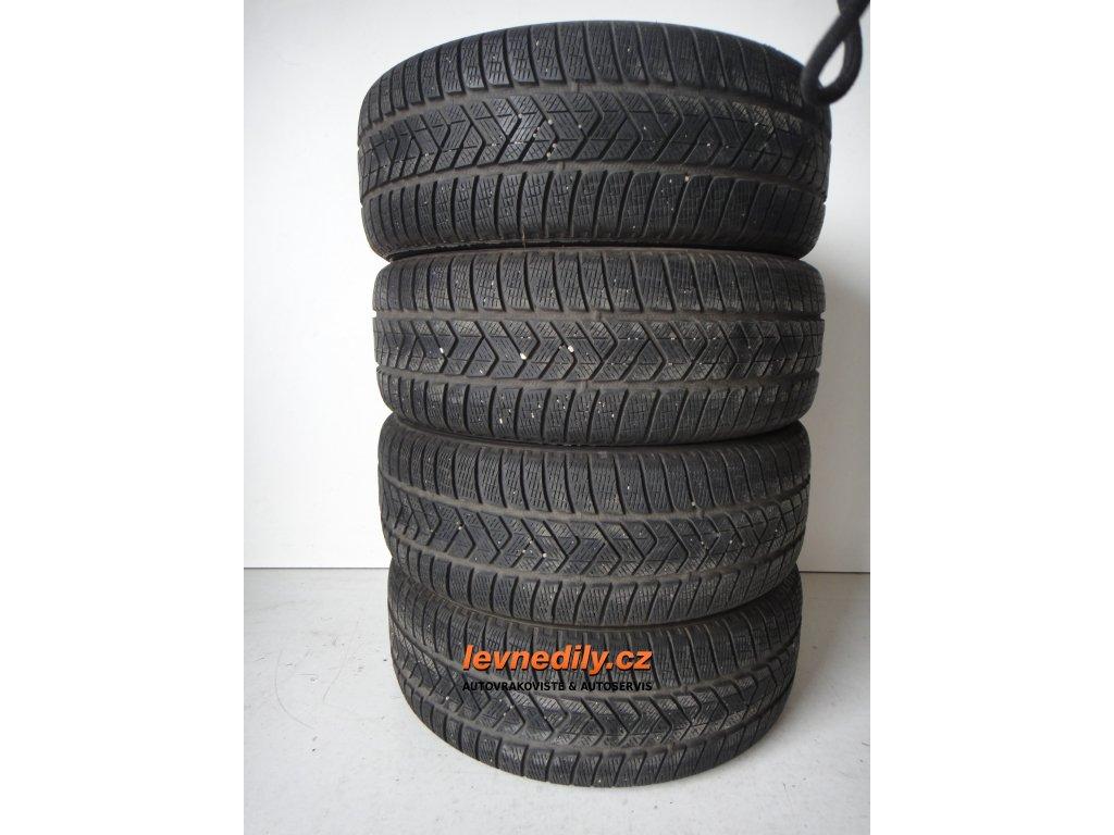 Zimní pneu Pirelli Scorpion winter 235/60 R18 107H
