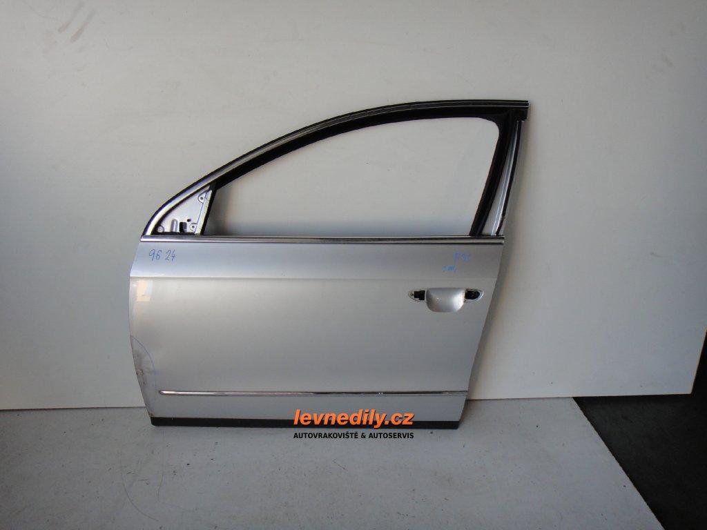 Levé přední LP dveře VW Passat 3C