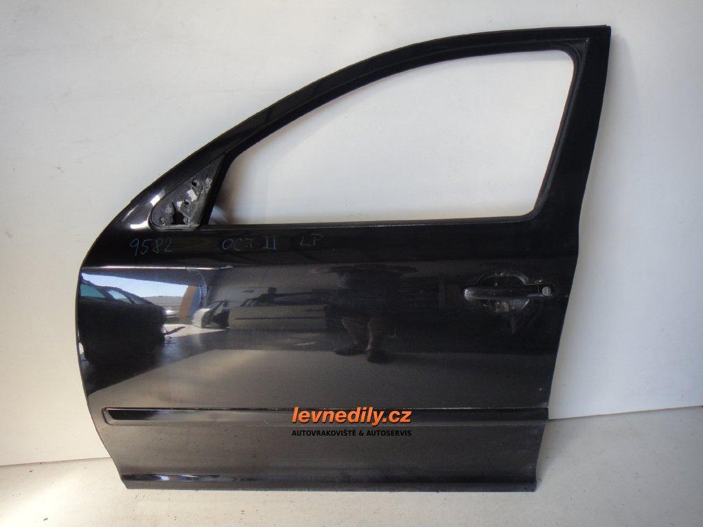 Levé přední LP dveře Škoda Octavia II