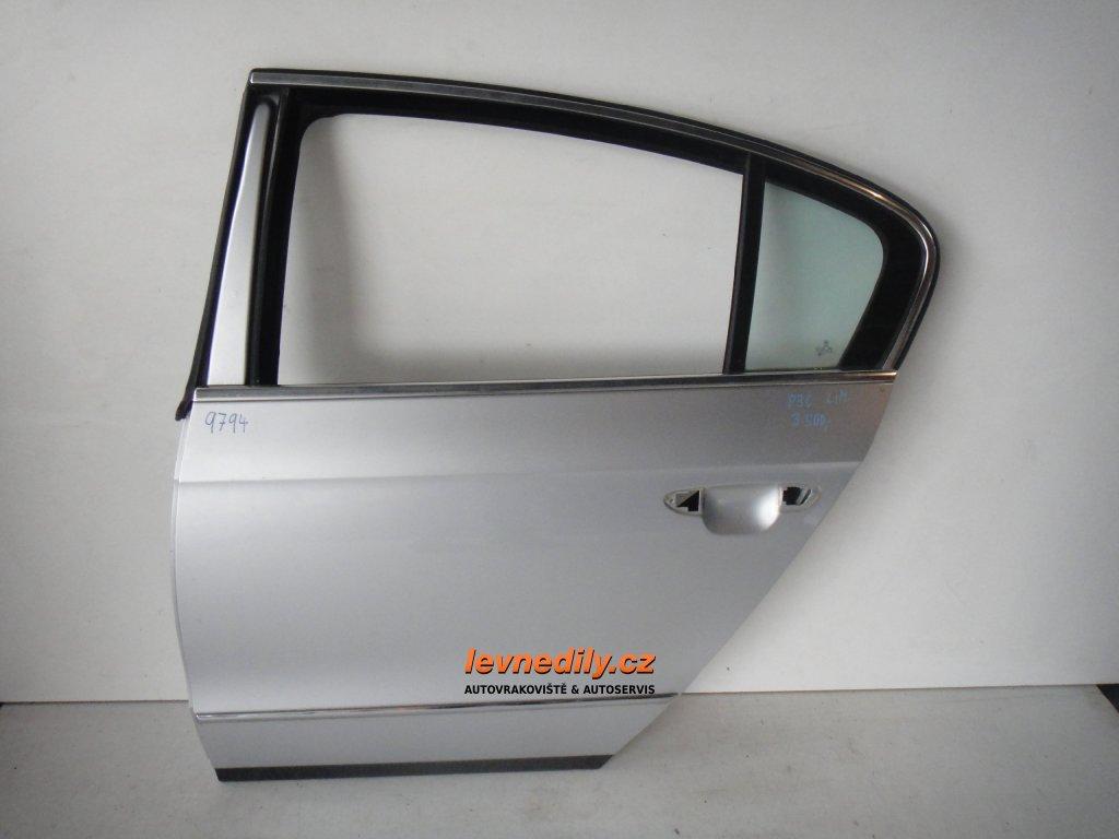 Levé zadní LZ dveře VW Passat 3C lim