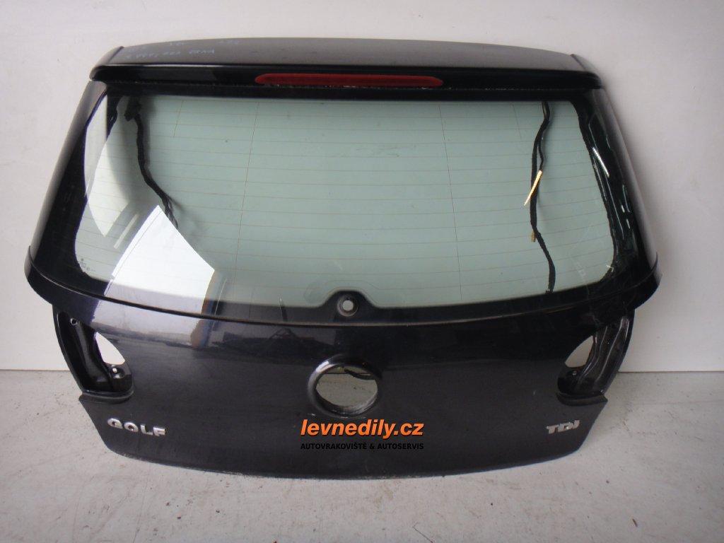 Páté 5. dveře VW Golf V s oknem
