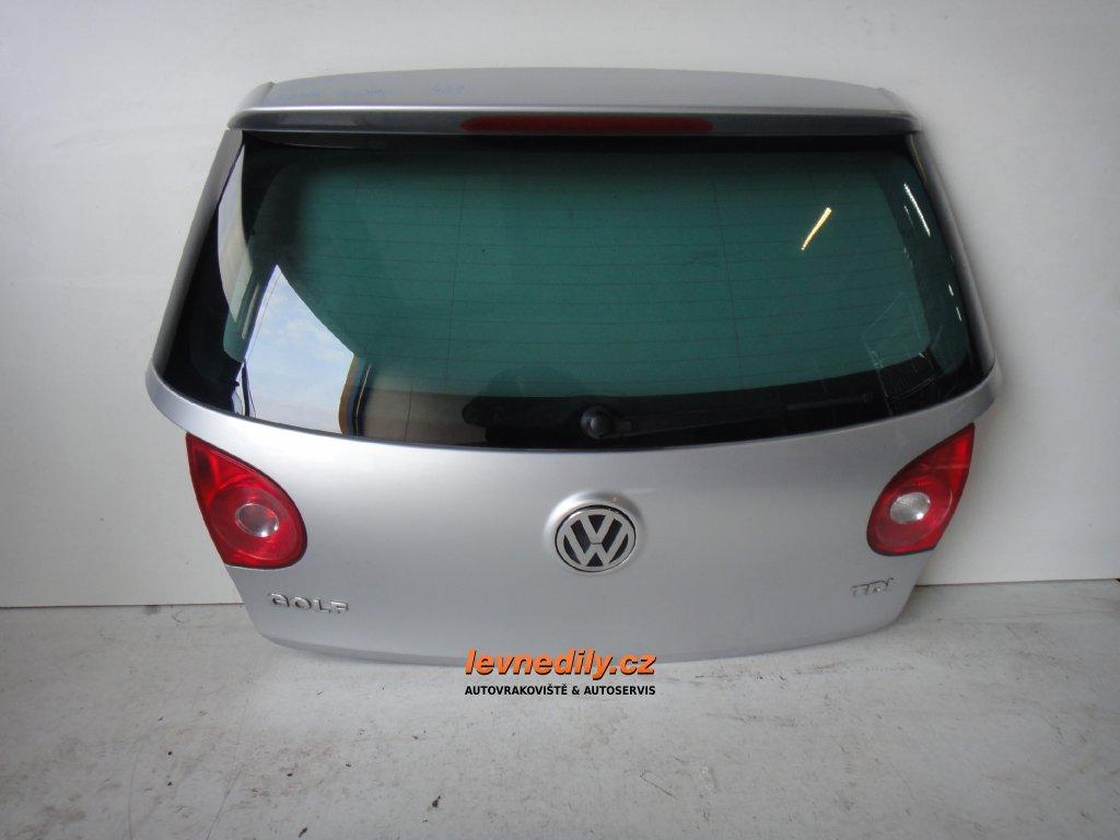 Páté 5. dveře VW Golf V