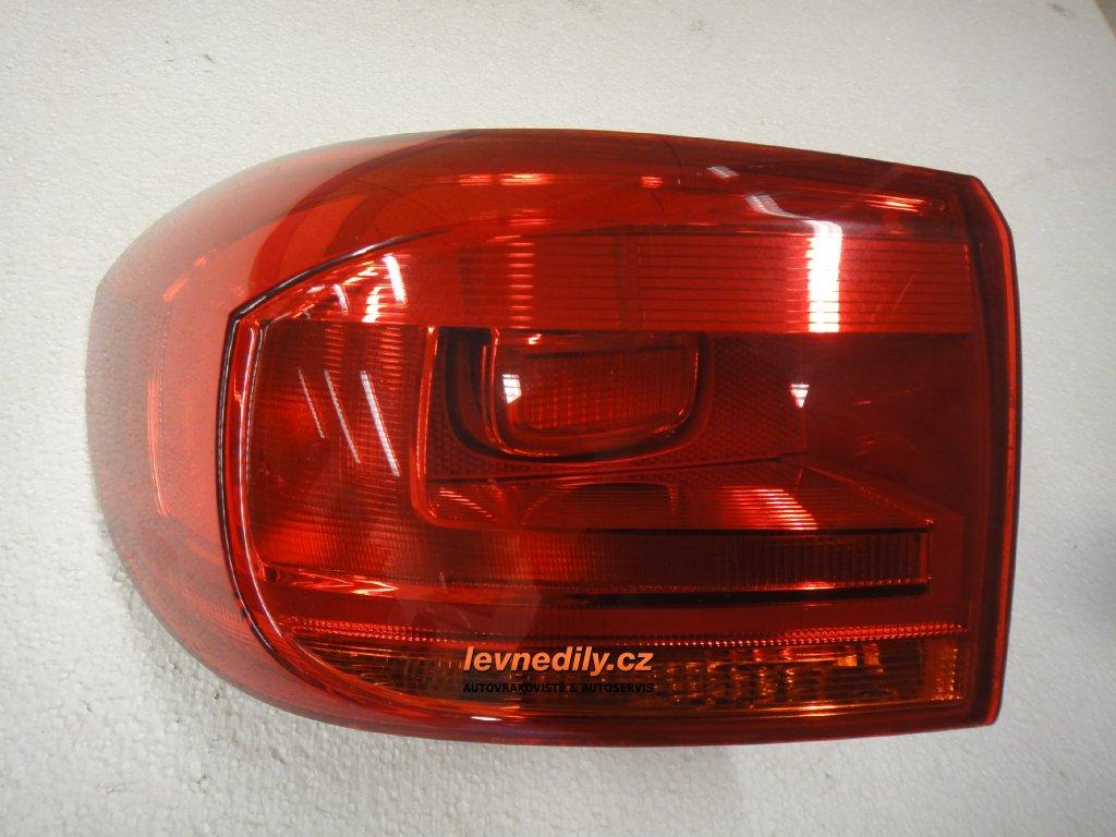 Levé zadní LZ světlo VW Tiguan 5N0945095Q vnější