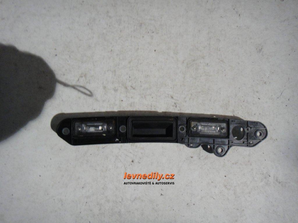 Mikrospínač s osvětlením SPZ VW Touran VW Passat