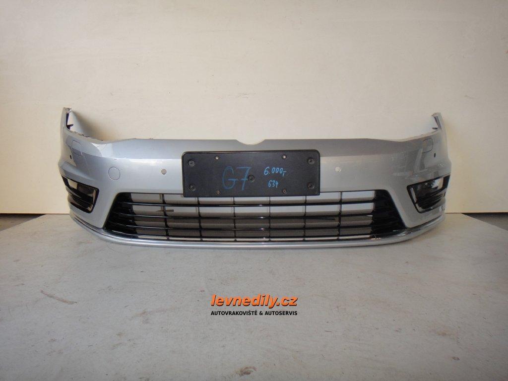 Přední nárazník VW Golf VII 5G0807221AL