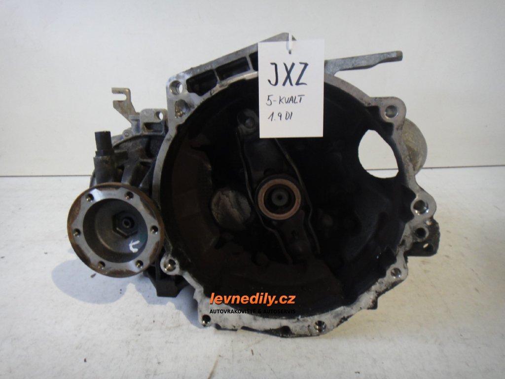 Převodovka JXZ koncernové vozy 1.9 PD