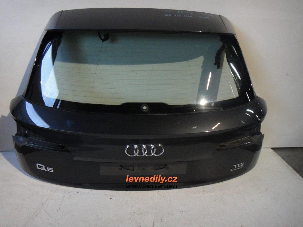 Páté dveře víko kufru Audi Q5 bez okna 80A827025D