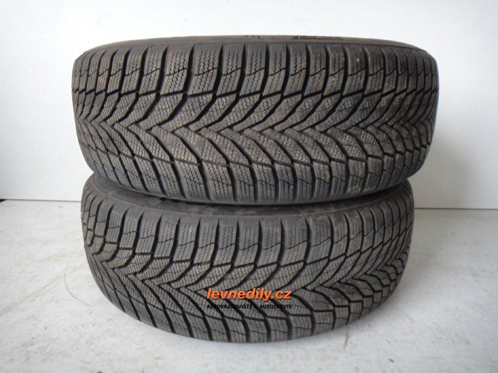 Zimní pneu Nexen Winguard Sport 2 SUV R18