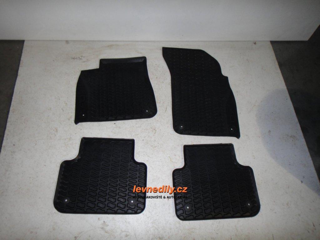 Sada gumových koberců Audi Q7 4M1061501