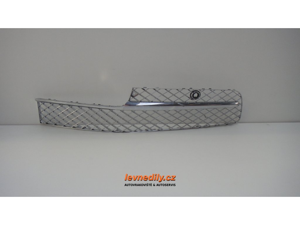 Chromová mřížka Bentley Continental FS 4W0807647E