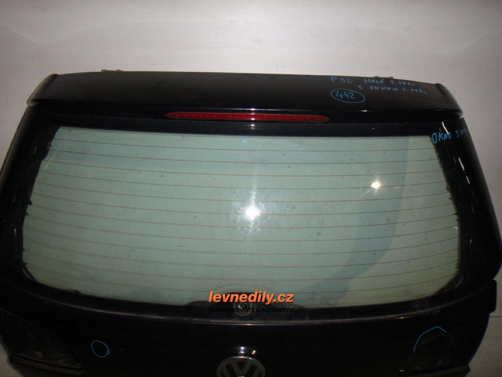 Sklo pátých dveří VW Passat 3C variant