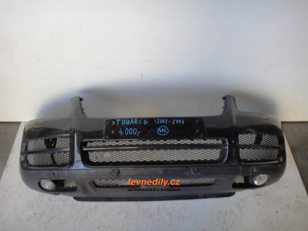 Přední nárazník VW Touareg 03-06