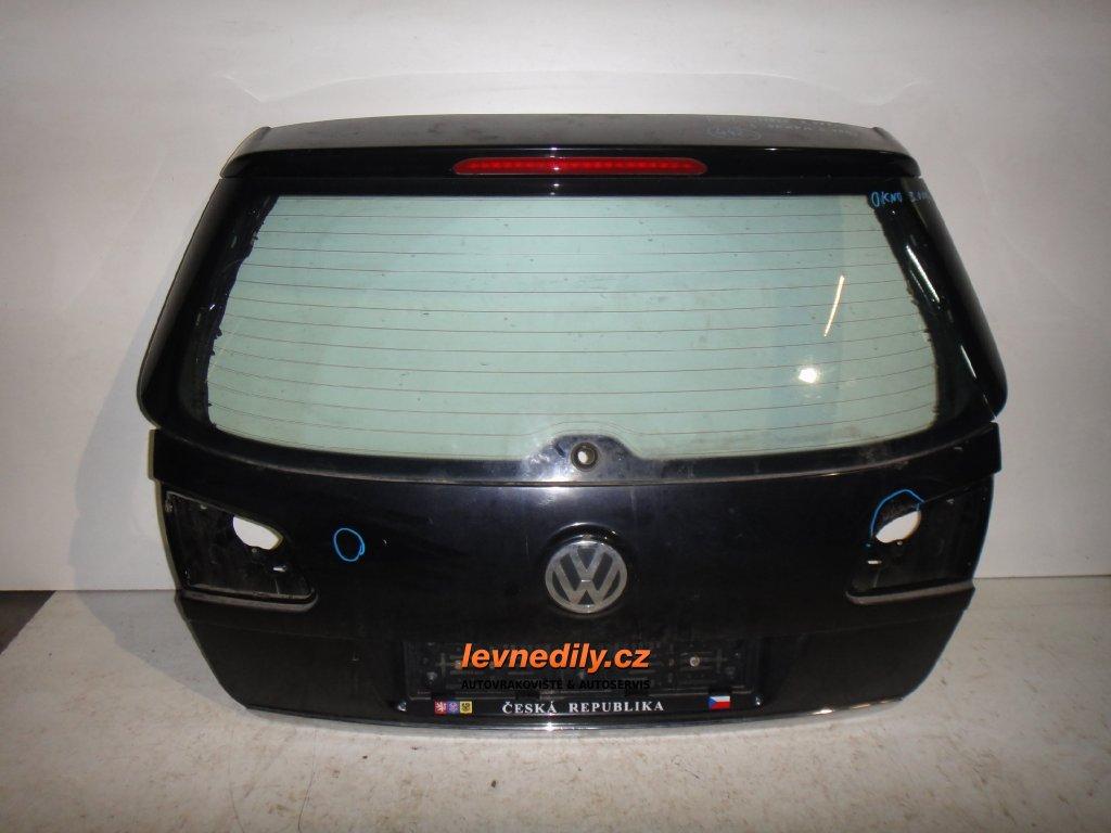 Páté dveře VW Passat 3C variant bez okna