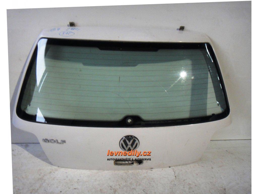 Páté dveře VW Golf IV s oknem