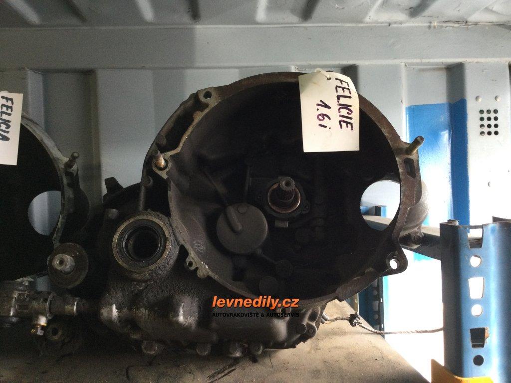 Převodovka Škoda Felicia 1.6i