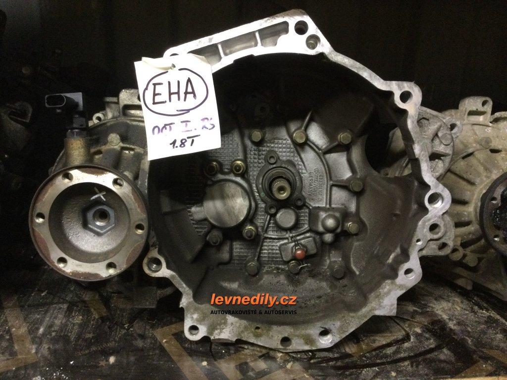 Převodovka EHA Škoda Octavia I RS