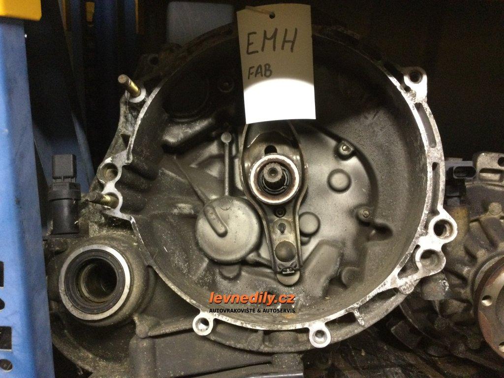 Převodovka EMH Škoda Fabia I 1.4