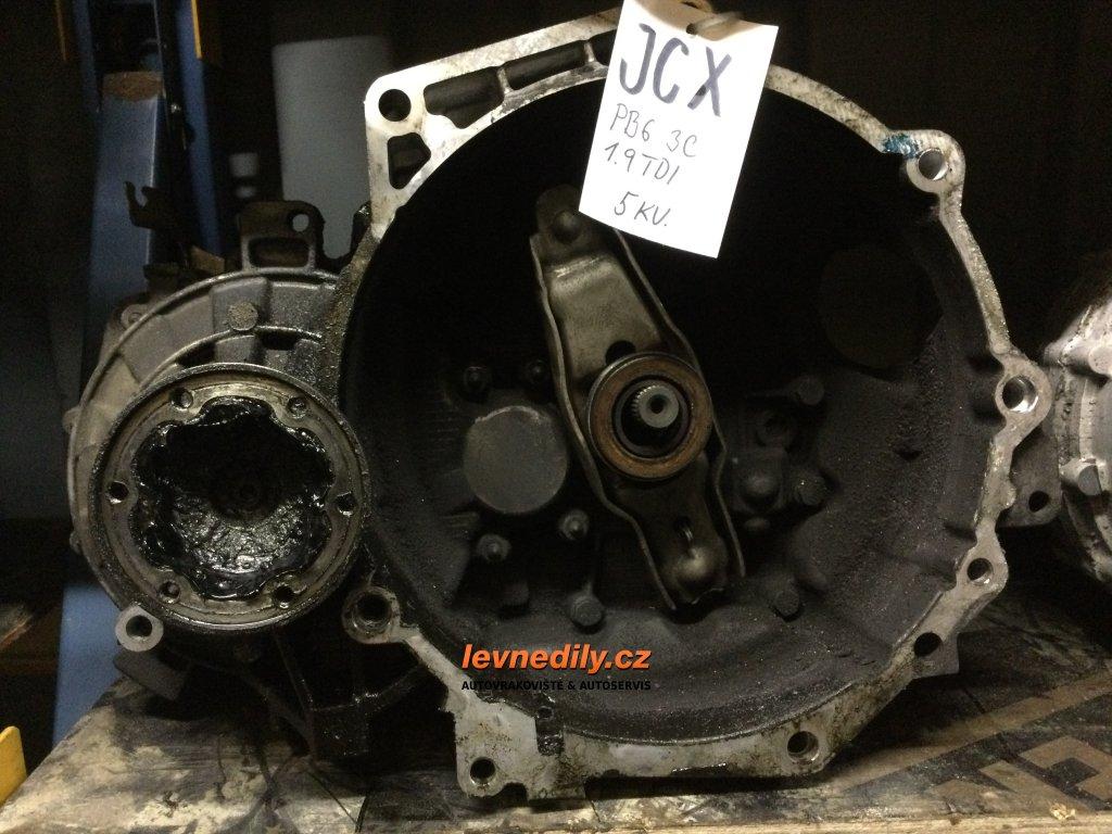 Převodovka JCX VW Passat 3C