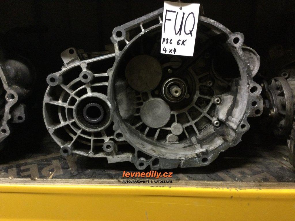 Převodovka FUQ VW Passat 3C