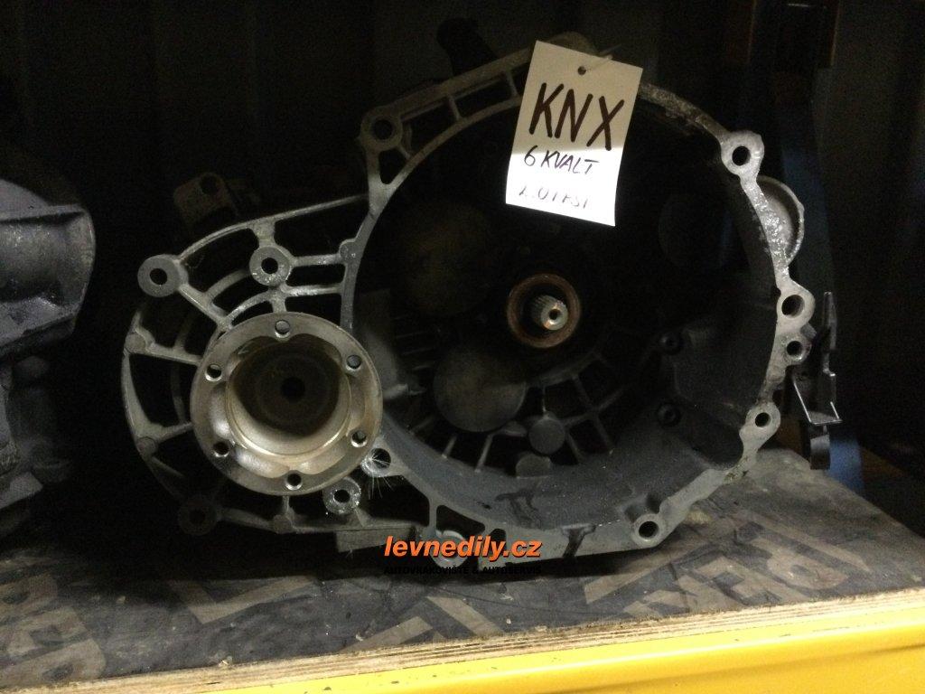 Převodovka KNX Seat Leon II 2.0 TFSI