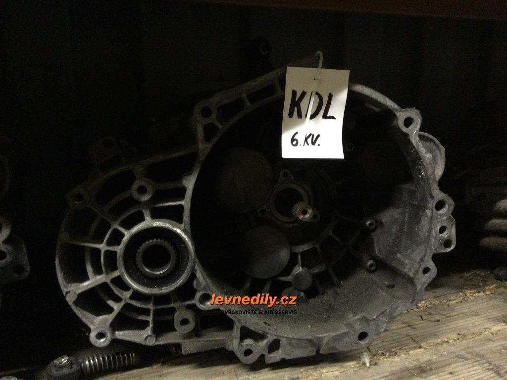 Převodovka KDL VW Golf V
