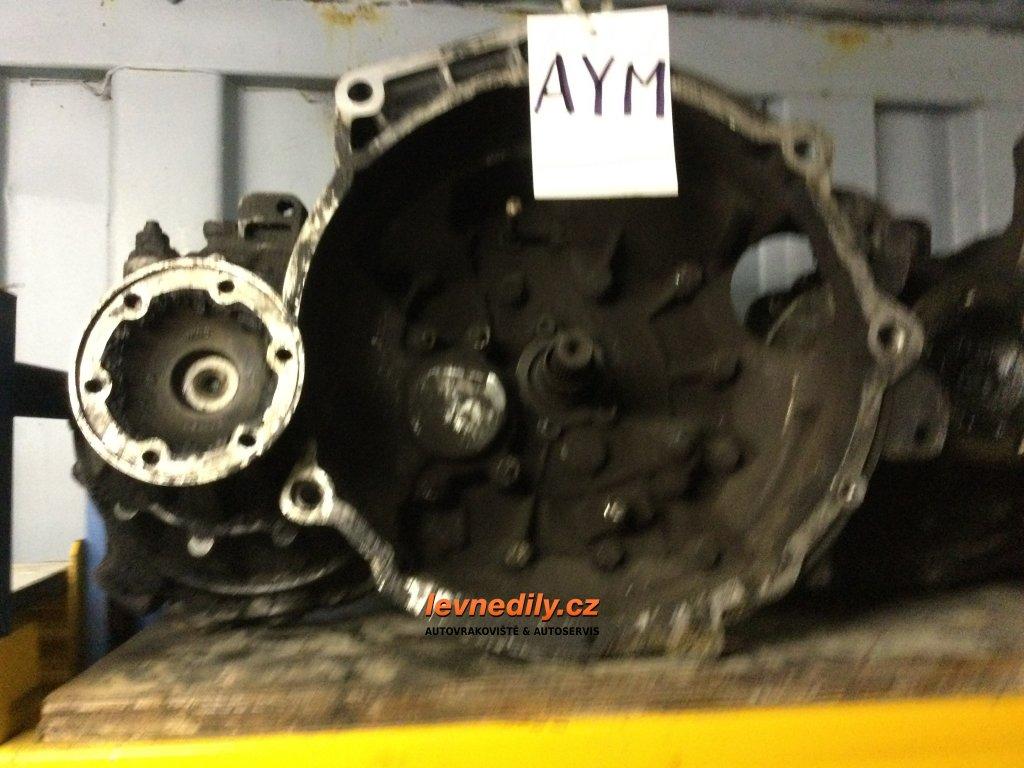 Převodovka AYM VW Passat B3
