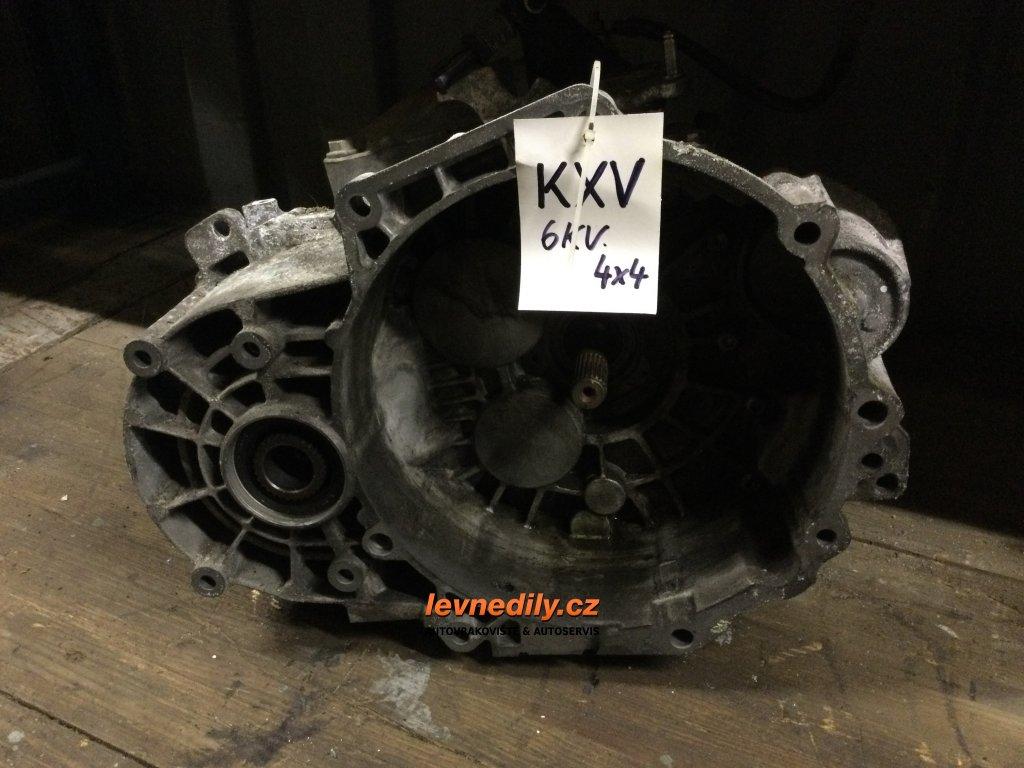 Převodovka KXV Škoda Octavia II 1.9 DI