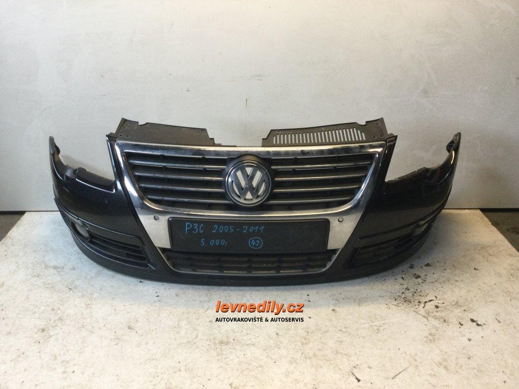 Přední nárazník VW Passat 3C