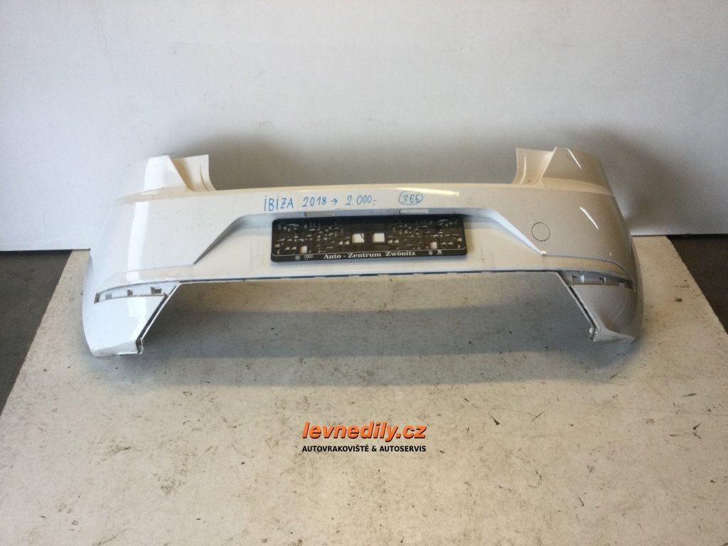 Zadní nárazník Seat Ibiza 6F0807417