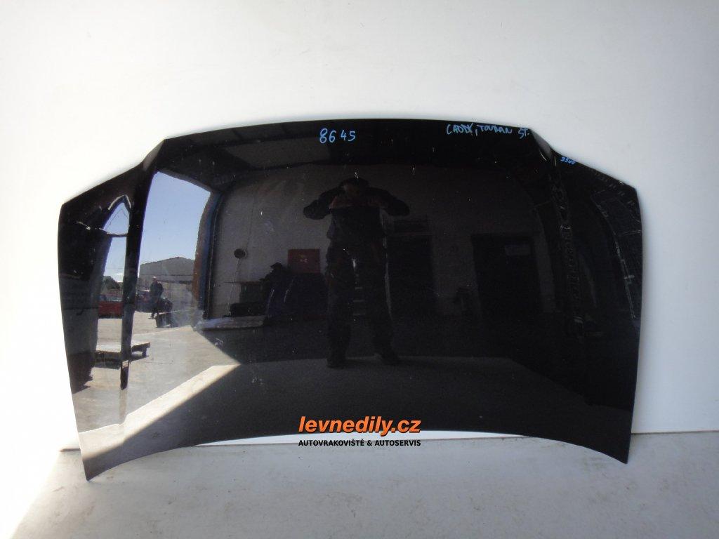 Přední kapota VW Touran VW Caddy 2K