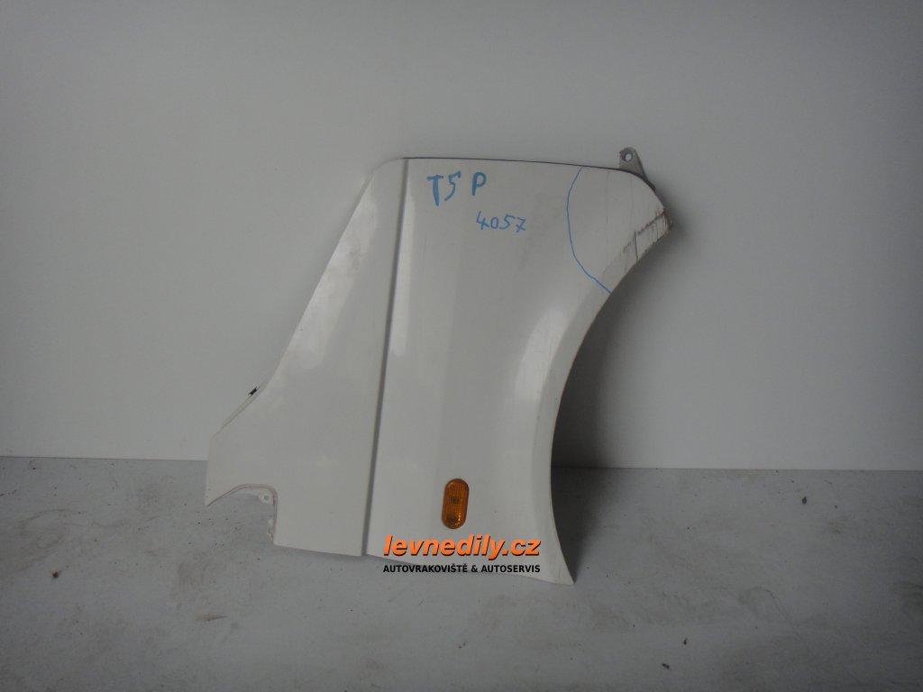 Pravý přední blatník VW Transporter T5