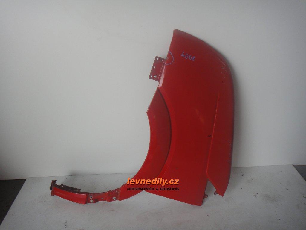 Levý přední blatník VW Crafter 2006 - 2016
