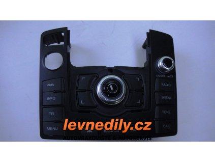 Nové ovládání MMI Audi Q7 4L0919614C