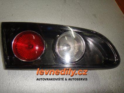 Levé zadní světlo Seat Ibiza 6L6945107A vnitřní