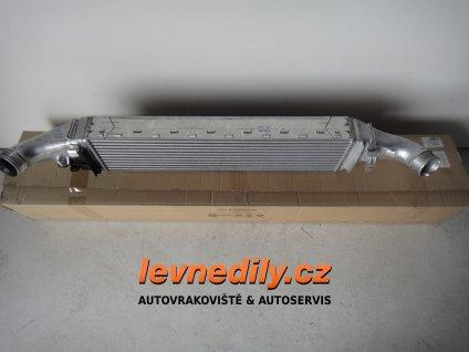 Chladič nasávaného vzduchu Audi A6 4G0145805M