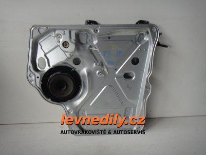 Pravý přední PP mechanismus stahování oken VW Transporter T5