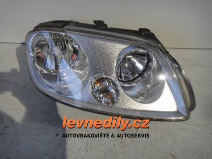Pravé přední PP světlo VW Caddy