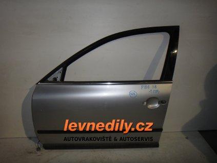 Levé přední LP dveře VW Passat B5