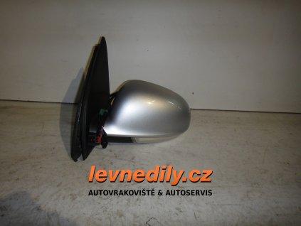 Levé zpětné zrcátko VW Golf V elektrické