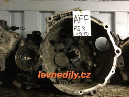 Převodovka AFF VW Passat 1.9 TD