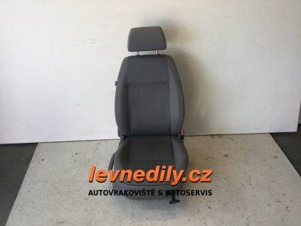 Pravá přední PP sedačka VW Caddy 2K