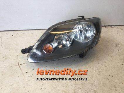 Levé přední LP světlo VW Golf plus Hella
