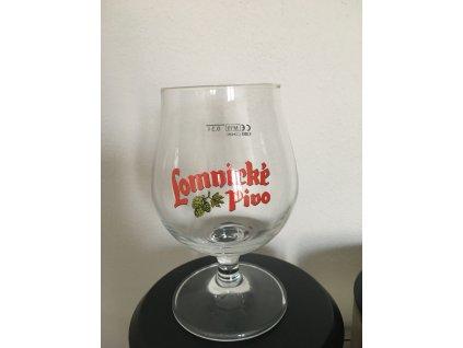 Pivní sklo 0,3l