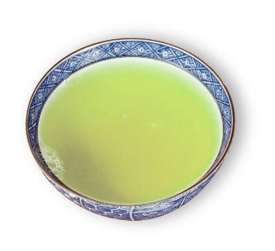 綠 Zelený čaj
