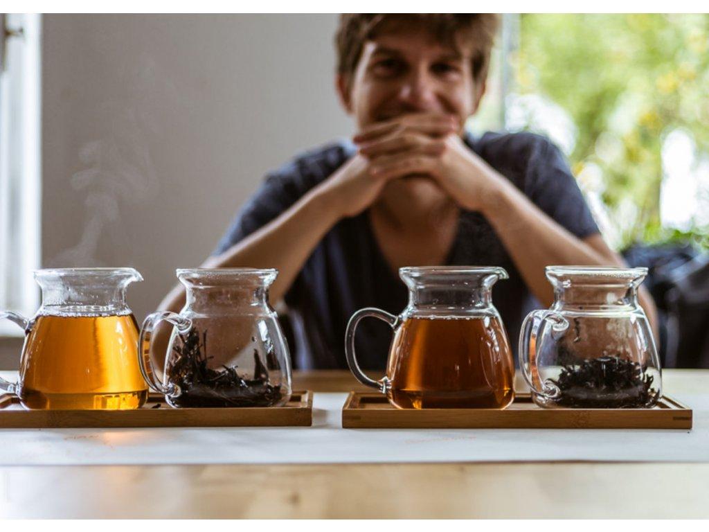 Soukromý workshop přípravy čaje
