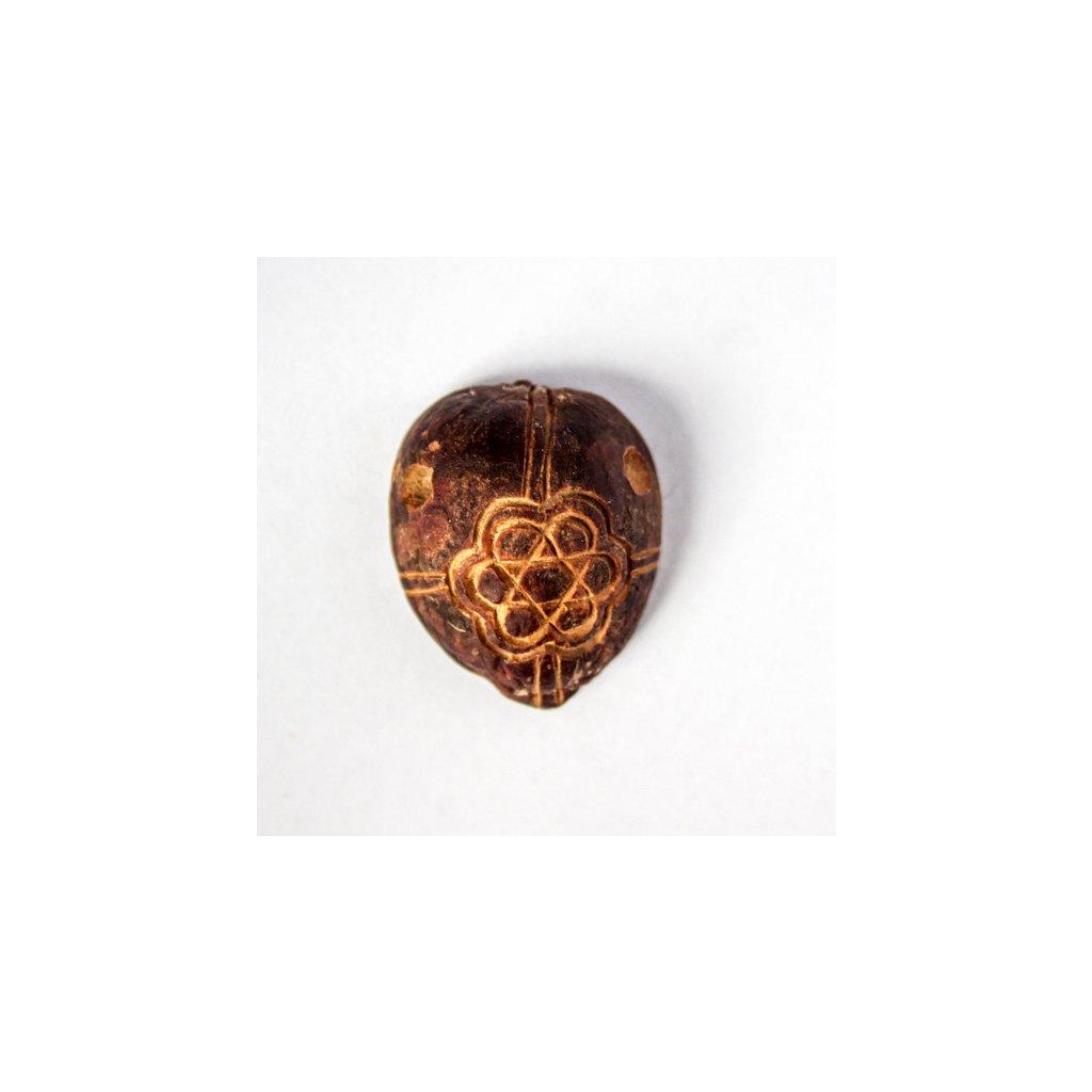 Avokádový talisman - Mandala