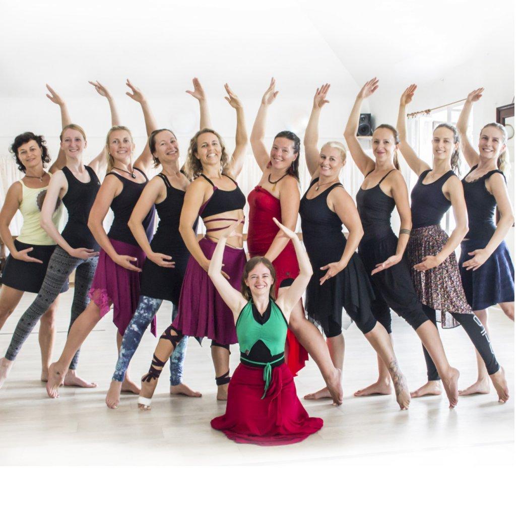 Letní taneční soustředění: taneční technika a tvorba 20.-29.8.2021