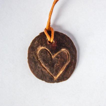 Srdce 1 - přední strana