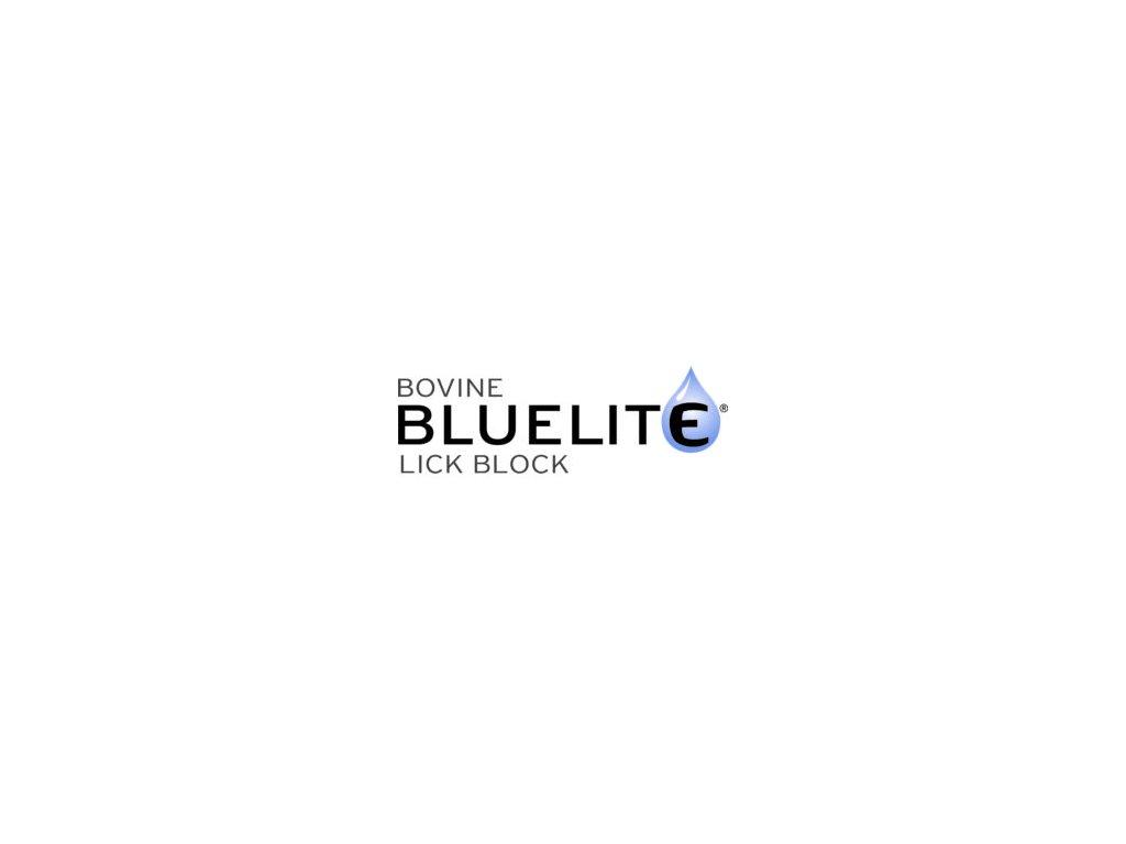 Bovine BlueLite Lick Block 300x102