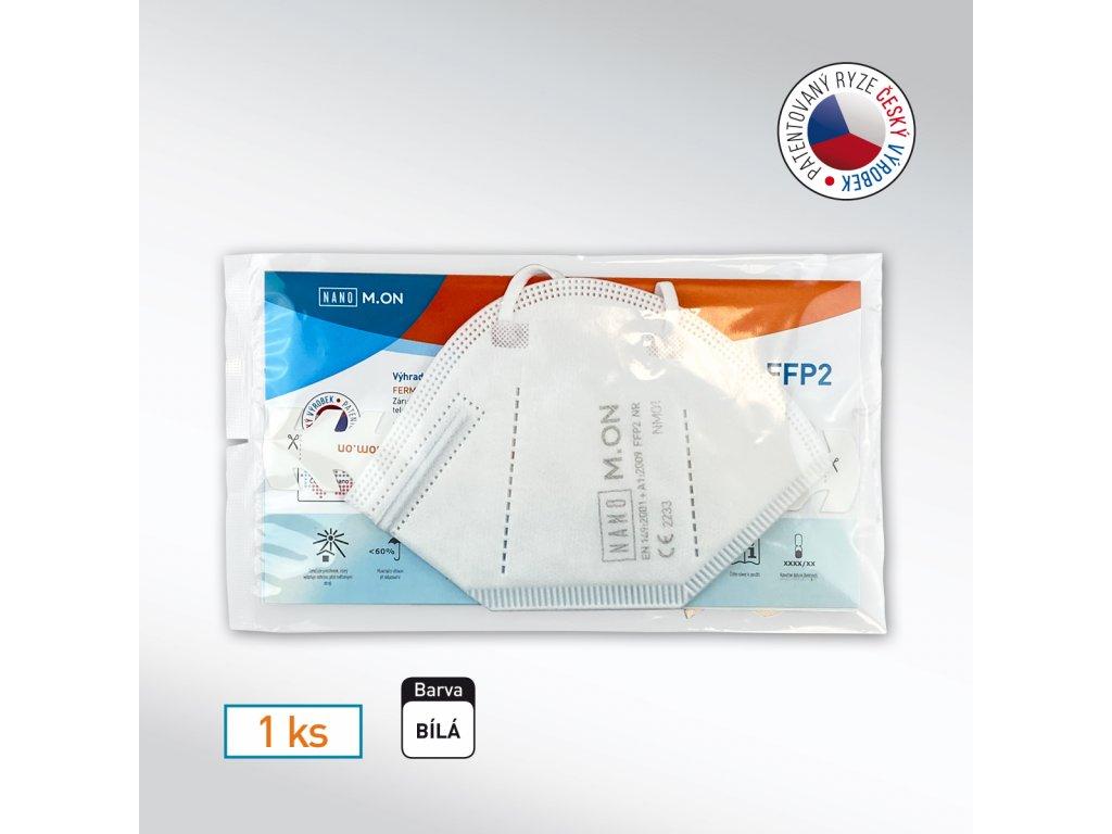 1 ks FFP2 NMON
